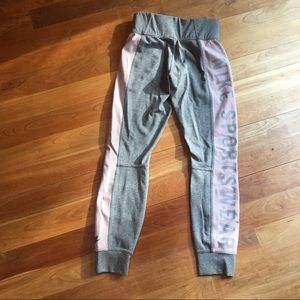 Nike Sportswear Leggings Pink Grey NWOT Size M